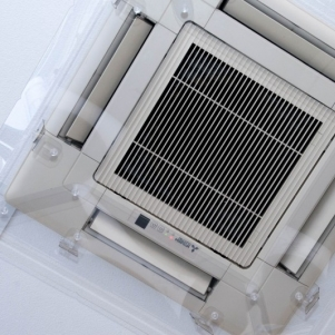Защитные экраны для внутренних блоков кондиционеров