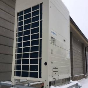 Мультизональные системы XRV Hokkaido